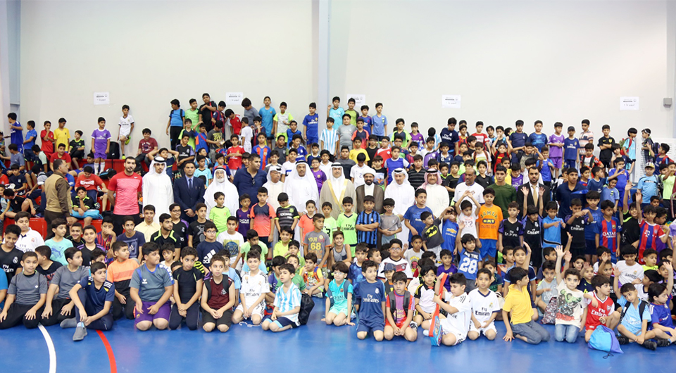 The Capital Governorate Sponsors the Opening of Sitra Summer Club's Activity